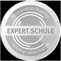 Logo education expert Schule